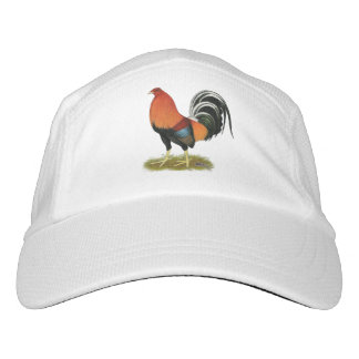 Gamecock Wheaten Rooster Hat