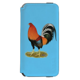Gamecock Wheaten Rooster Incipio Watson™ iPhone 6 Wallet Case
