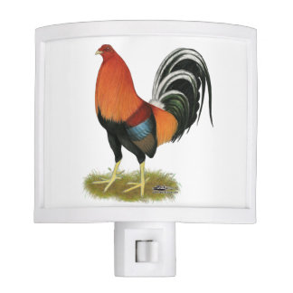 Gamecock Wheaten Rooster Night Light