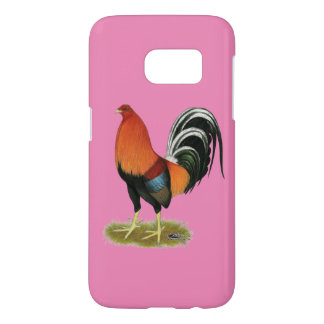Gamecock Wheaten Rooster Samsung Galaxy S7 Case