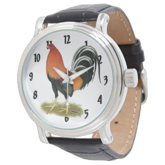 Gamecock Wheaten Rooster Watch