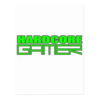 Gamer Carte Postale
