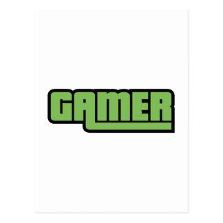 GAMER CARTES POSTALES