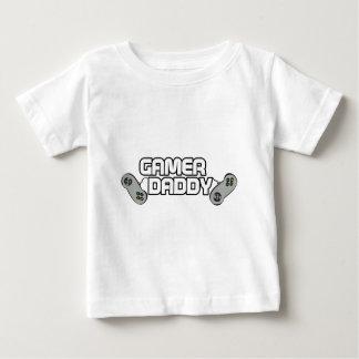 Gamer Daddy Logo Baby T-Shirt