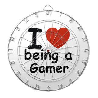 gamer design dart board