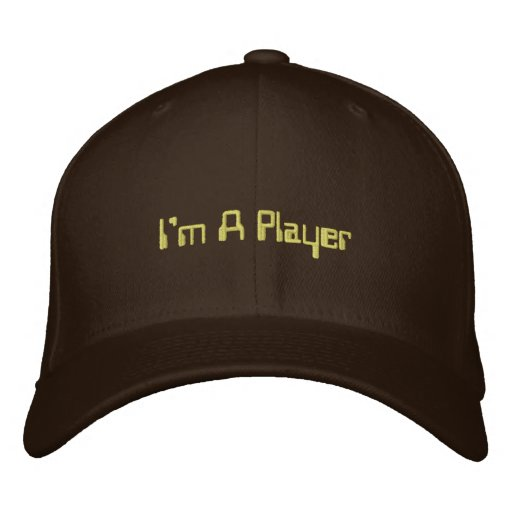 Gamer Embroidered Hats