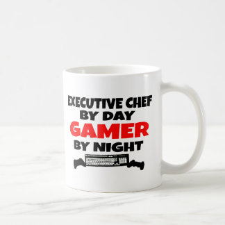 Gamer Executive Chef Coffee Mug