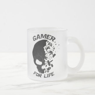 Gamer for Life Frosty Mug