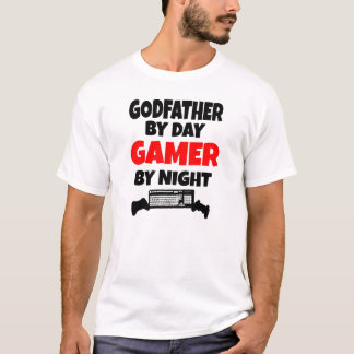 Gamer Godfather T-Shirt