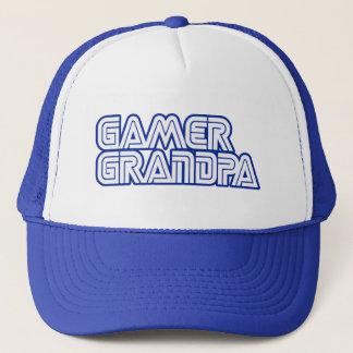 Gamer Grandpa Trucker Hat