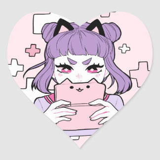 Gamer Grrl Sticker