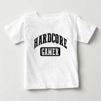 Gamer inconditionnel t-shirt pour bébé