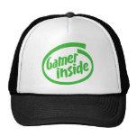 Gamer Inside Hat