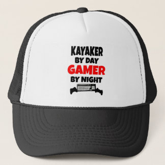 Gamer Kayaker Trucker Hat
