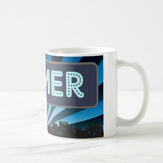 Gamer Marquee Coffee Mug