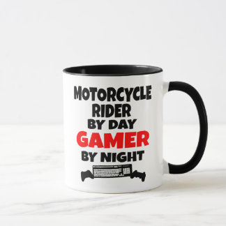 Gamer Motorcycle Rider Mug