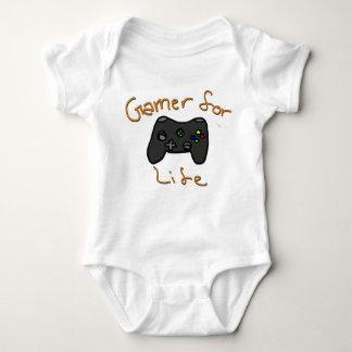 Gamer pendant la vie t-shirt