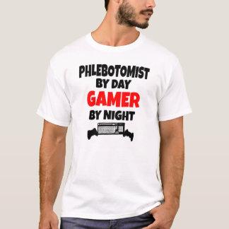 Gamer Phlebotomist T-Shirt