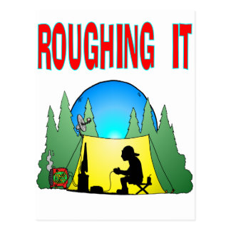 Gamer Roughing le Cartes Postales