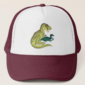 Gamer-Saurus Trucker Hat