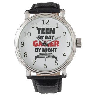 Gamer Teen Watch