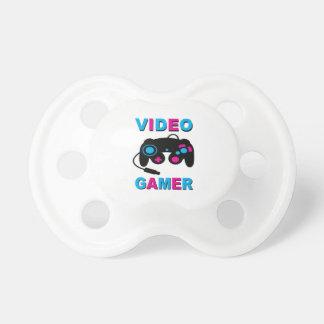 Gamer visuel sucette pour bébé