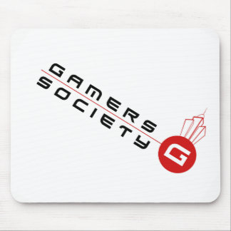 Gamers Society - Mousepad