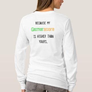 Gamerscore T-Shirt
