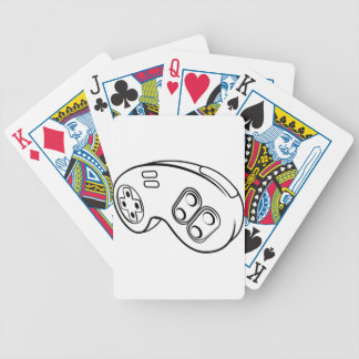 Games Controller Bicycle Playing Cards
