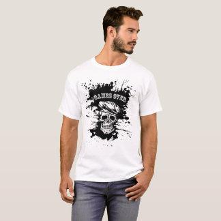 games over skull T-Shirt