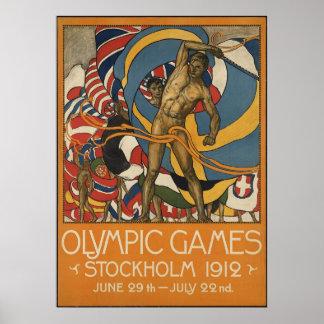 Games Stockholm Poster