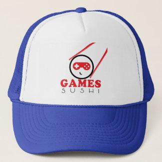 Games Sushi Hat