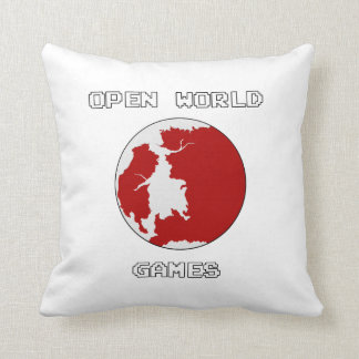 Games Throw Cushion 41 cm x 41 cm