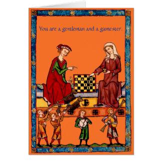 Gamester Card