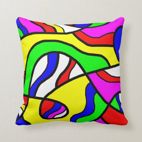 Gamet Throw Pillow