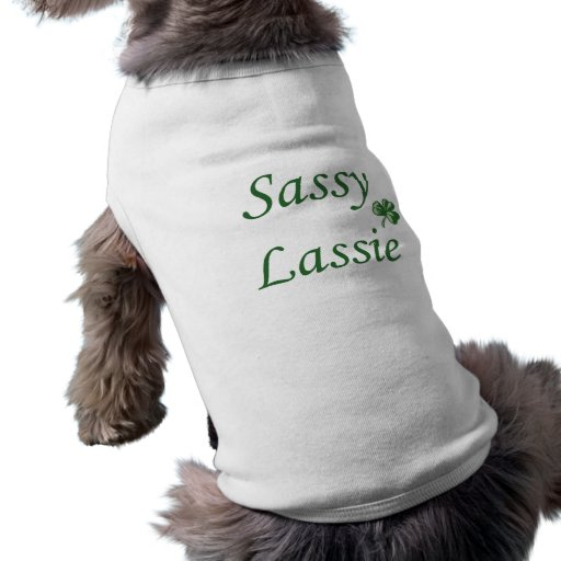 Gamine impertinente manteaux pour chien