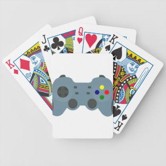 Gaming Controller Bicycle Playing Cards