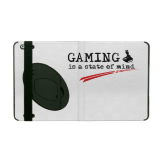 Gaming iPad 2/3/4 Case with Kickstand