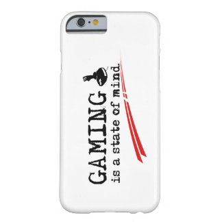 GAMING iPhone6/6s Barely There iPhone 6 Case
