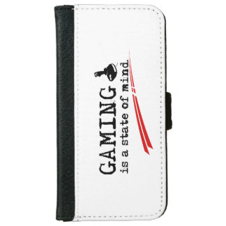 GAMING iPhone 6/6s Wallet Case