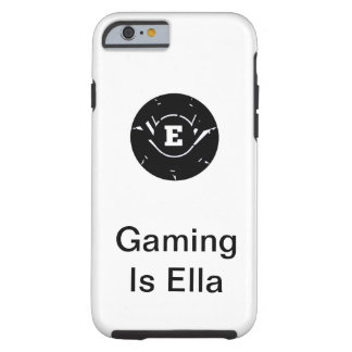 Gaming is Ella phone case