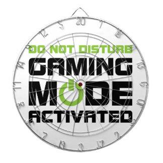 Gaming Mode Dartboard