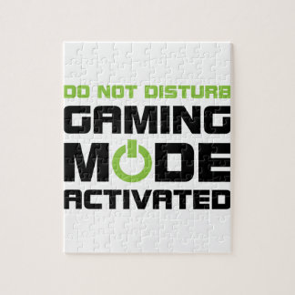 Gaming Mode Jigsaw Puzzle