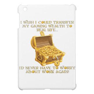 Gaming wealth iPad mini cover