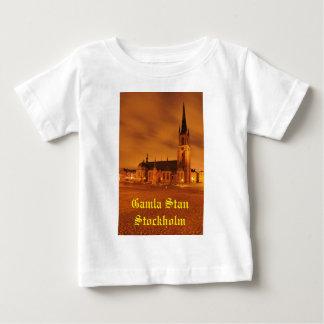 Gamla Stan in Stockholm, Sweden Baby T-Shirt