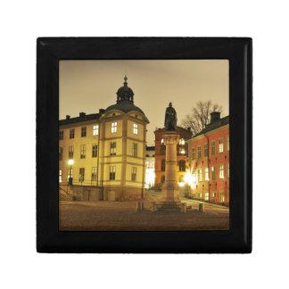 Gamla Stan in Stockholm, Sweden Gift Box