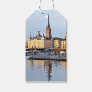 Gamla Stan in Stockholm, Sweden Gift Tags