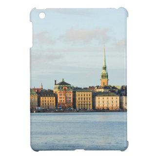 Gamla Stan in Stockholm, Sweden iPad Mini Case