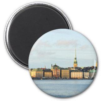 Gamla Stan in Stockholm, Sweden Magnet