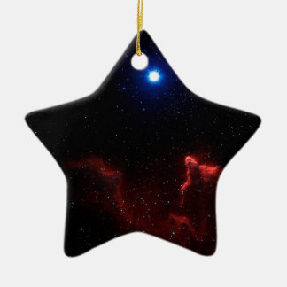 Gamma Cassiopeiae Ceramic Star Ornament
